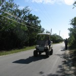 016 Green Turtle Cay golf cart